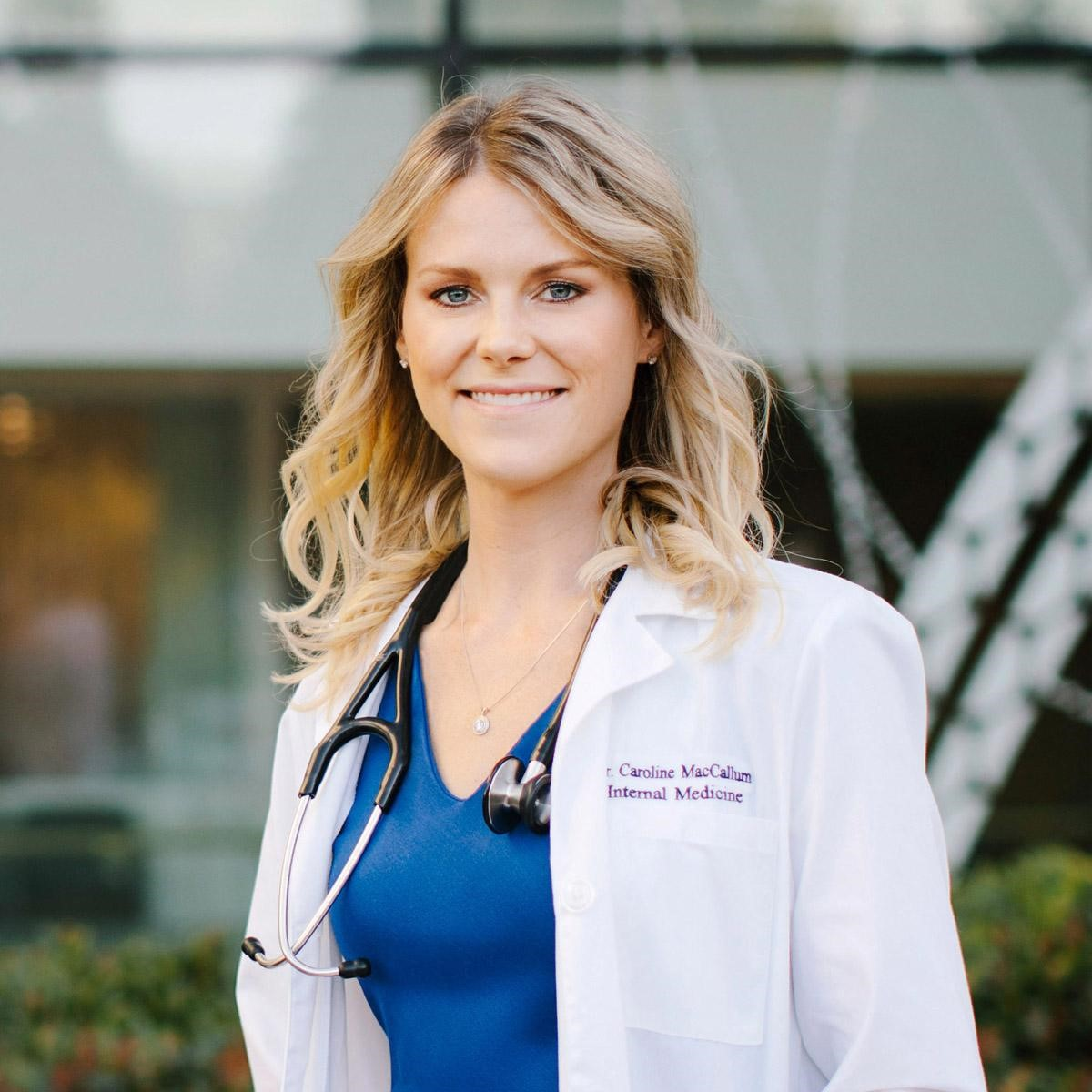 Dr. Caroline MacCallum